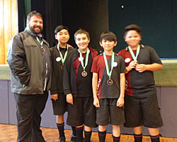 Manurewa Intermediate One