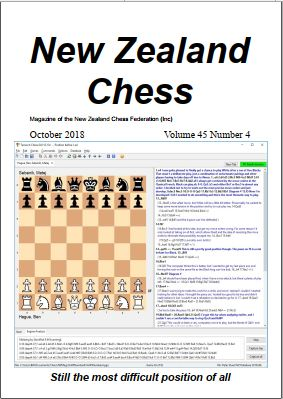 New Zealand Chess